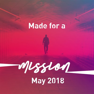 Made for a Mission